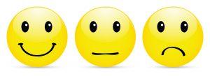 15115092 - set of smiley icon on white